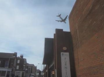PlaneOverRamsgate